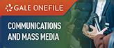 Communications and Mass Media logo