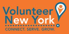 Volunteer NY logo