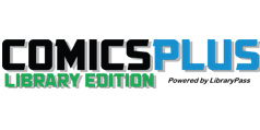 Comics plus logo