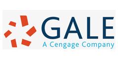 Gale logo, A Cengage Company