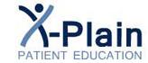X-Plain Patient Education logo
