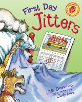 cover of book: first day jitters