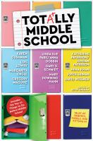 book cover: totally middle school