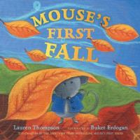 book: mouse's first fall