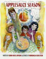 book: applesauce season