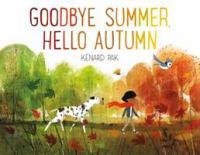 book: goodbye summer hello autumn