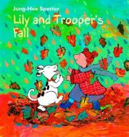 book: lily and trooper's fall