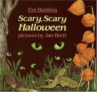 book: scary, scary halloween