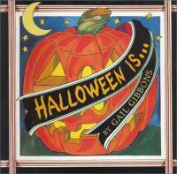 book: halloween is...