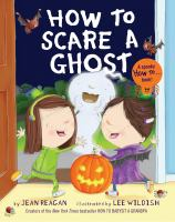 book: how to scare a ghost