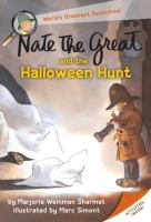 book: nate the great and the halloween hunt