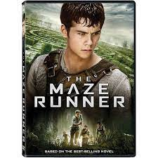 dvd the maze runner