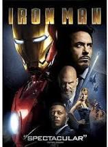dvd iron man