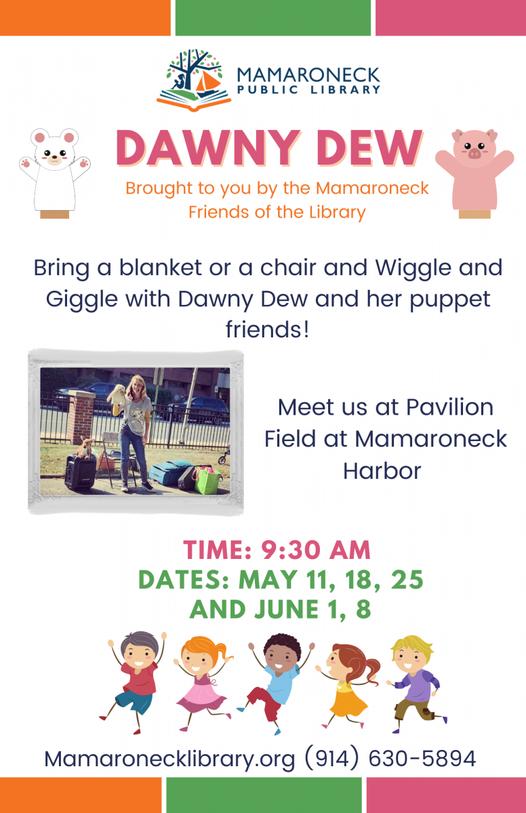 Dawny Dew children's program