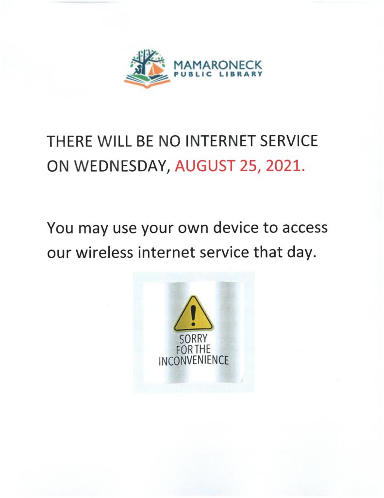 no public computers august 25