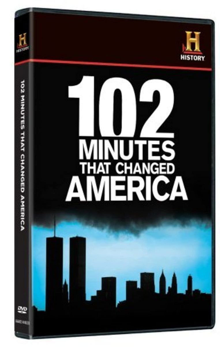 dvd: 102 minutes that changed america