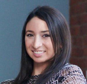 Samantha M., Adult Service Librarian